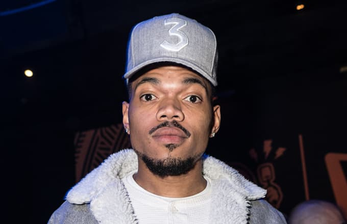 "April 16: Happy 26th birthday to rapper and singer Chance The Rapper (""I\m The One\"")"