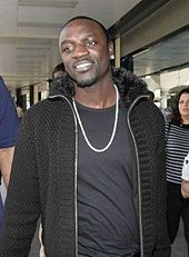 """April 16: Happy 46th birthday to singer Akon (\""""Lonely\"""")"""