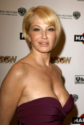 "April 16: Happy 65th birthday to actress Ellen Barkin (""Before Women Had Wings\"")"