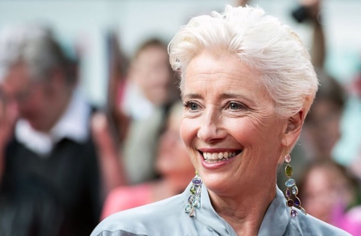 Happy 60th Birthday to Emma Thompson!