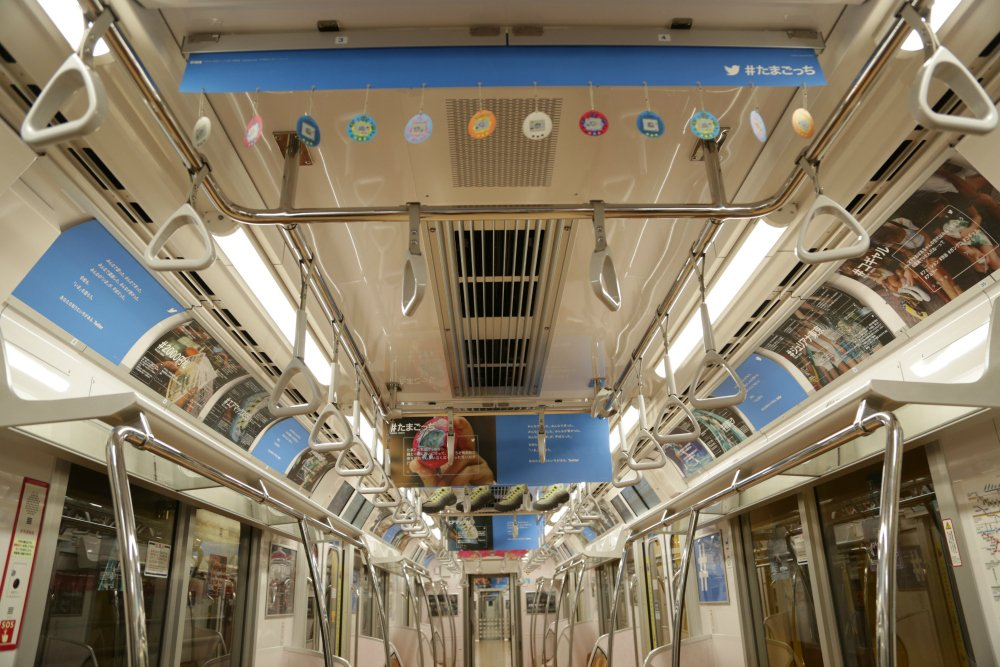 test ツイッターメディア - Twitterでは初めてとなるトレインジャックを実現しました。4月30日(火)までの2週間、全国5都市(首都圏、大阪、名古屋、福岡、北海道のJR・私鉄・地下鉄)で「#平成を語ろう」広告で埋め尽くされたトレインジャック車両が運行されます。 https://t.co/hSro4rp8es