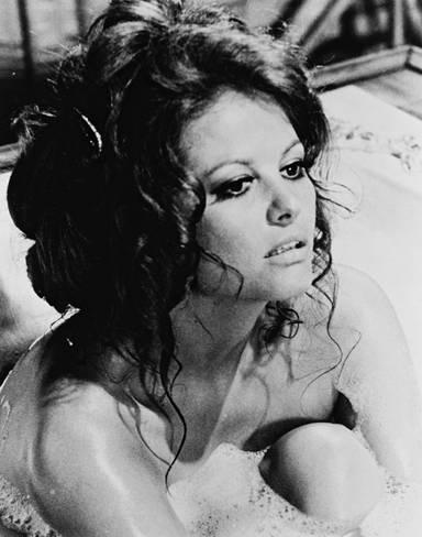 Happy birthday to Claudia Cardinale, Fellini\s muse and one of the most beautiful women who has ever lived.