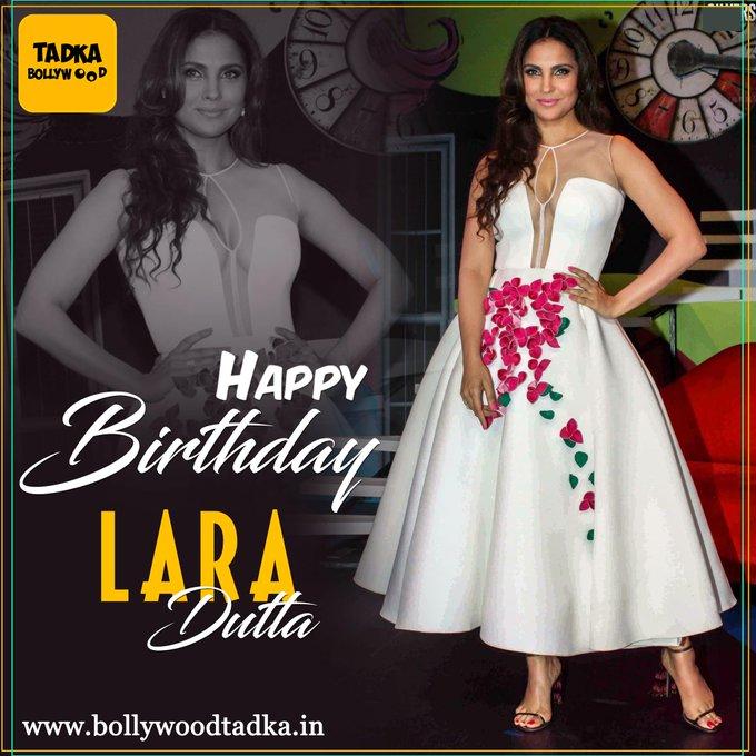 Happy birthday to Lara Dutta