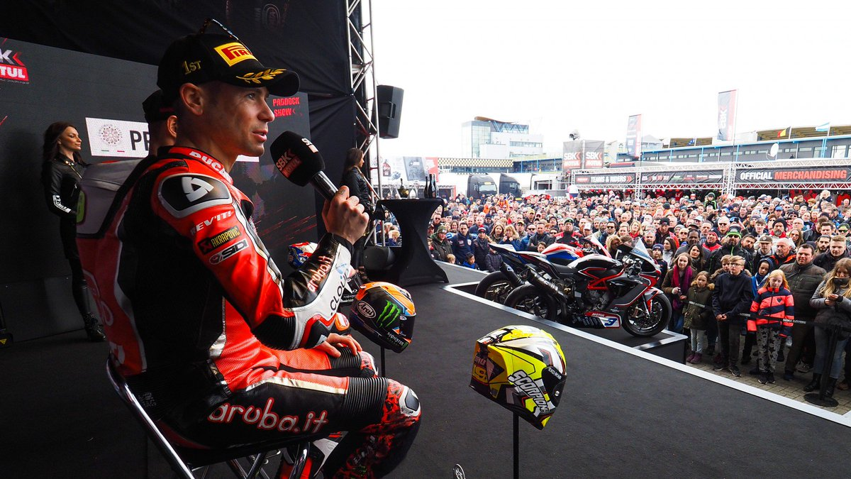 test Twitter Media - Talking points… The best quotes from Assen! 🗯  📝 Lunch of champions, bigger safes and contrasting fortunes make for some top quotes after Assen!  #NLDWorldSBK 🇳🇱  📃 | #WorldSBK https://t.co/TgFgnaOlDs https://t.co/j5nC21H2LA