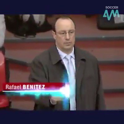 Happy Birthday to the magician that is Rafael Benitez
