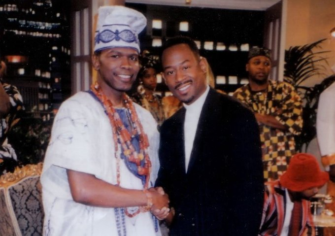 HAPPY BIRTHDAY TO MARTIN LAWRENCE. SUPERNATURAL BLESSINGS!
