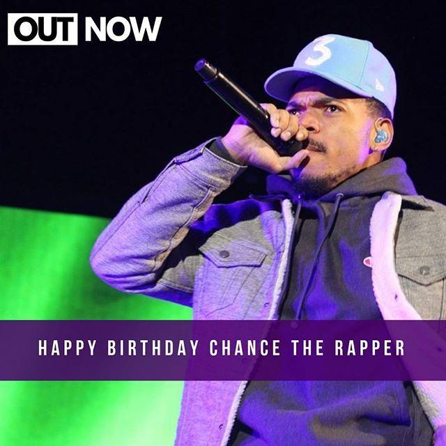 Happy birthday, Chance The Rapper What is your favorite song from him?