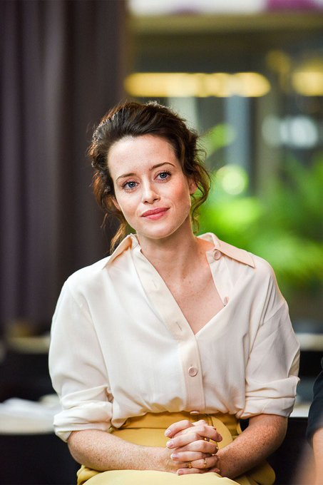 HAPPY BIRTHDAY TO THE QUEEN HERSELF AKA MISS CLAIRE FOY I HOPE SHES GETTING DRUNK AGAIN AND HAVING FUN XOXO