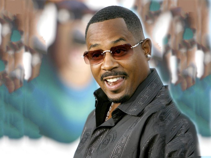 HAPPY BIRTHDAY MARTIN LAWRENCE - 16. April 1965. Frankfurt am Main, Hesse, Germany