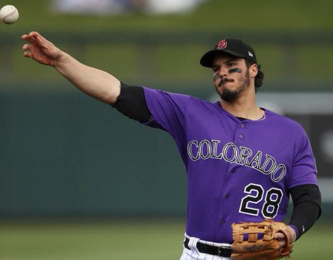 Happy birthday to Nolan Arenado, the best third baseman in the game today