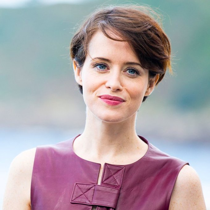 A right royal Happy Birthday to Stockport\s Claire Foy