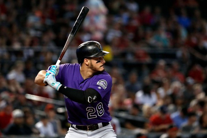 Happy Birthday Nolan Arenado: 28 facts about the Rockies All-Star third baseman