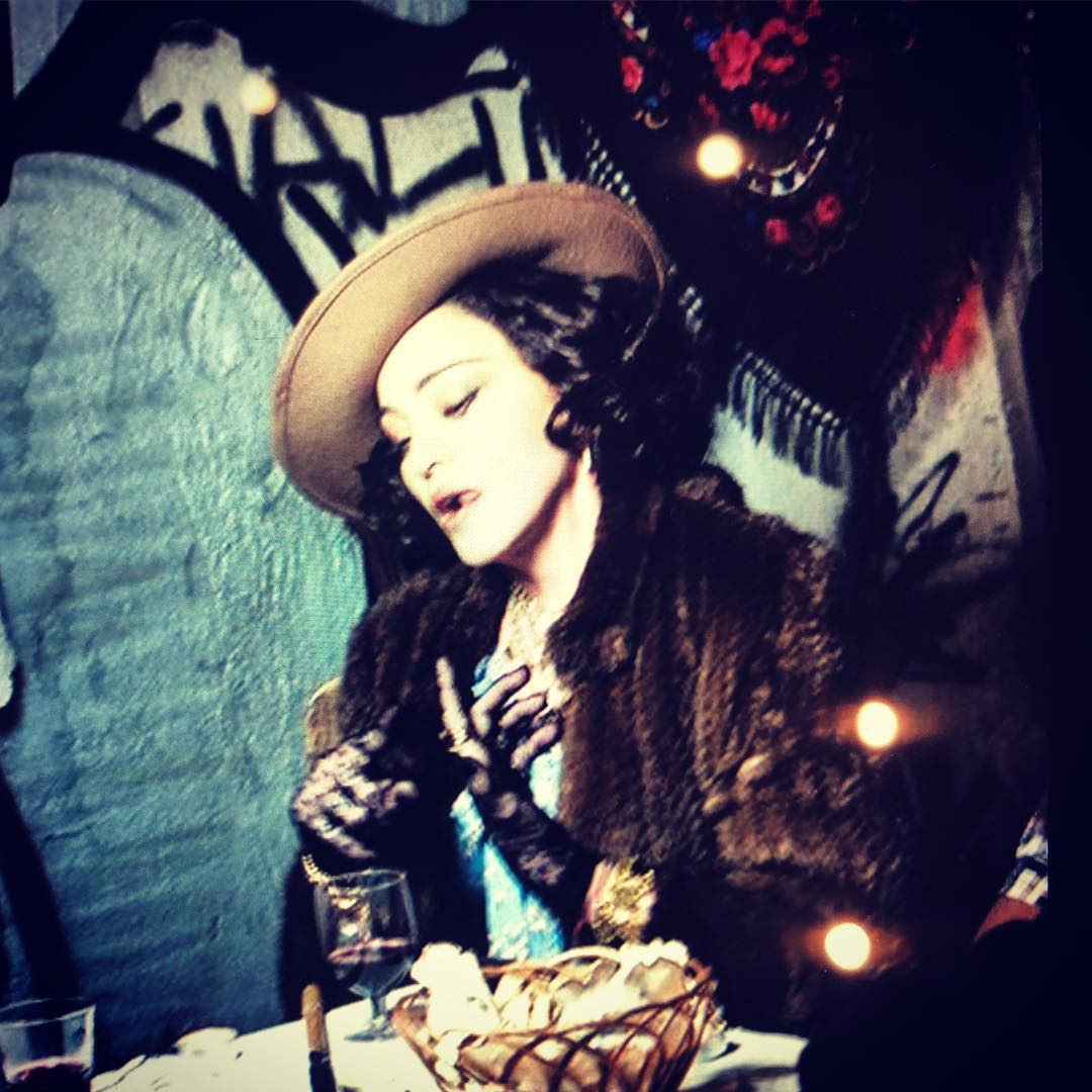 Madame ❌ is a cabaret singer............. https://t.co/cM0lI9P352