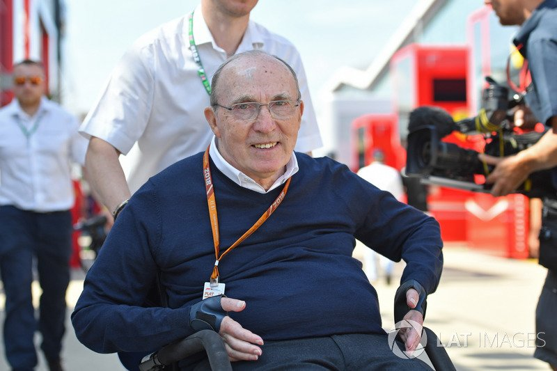 Today is the birthday of the one and only sir Frank Williams  Happy 77th Birthday Frank