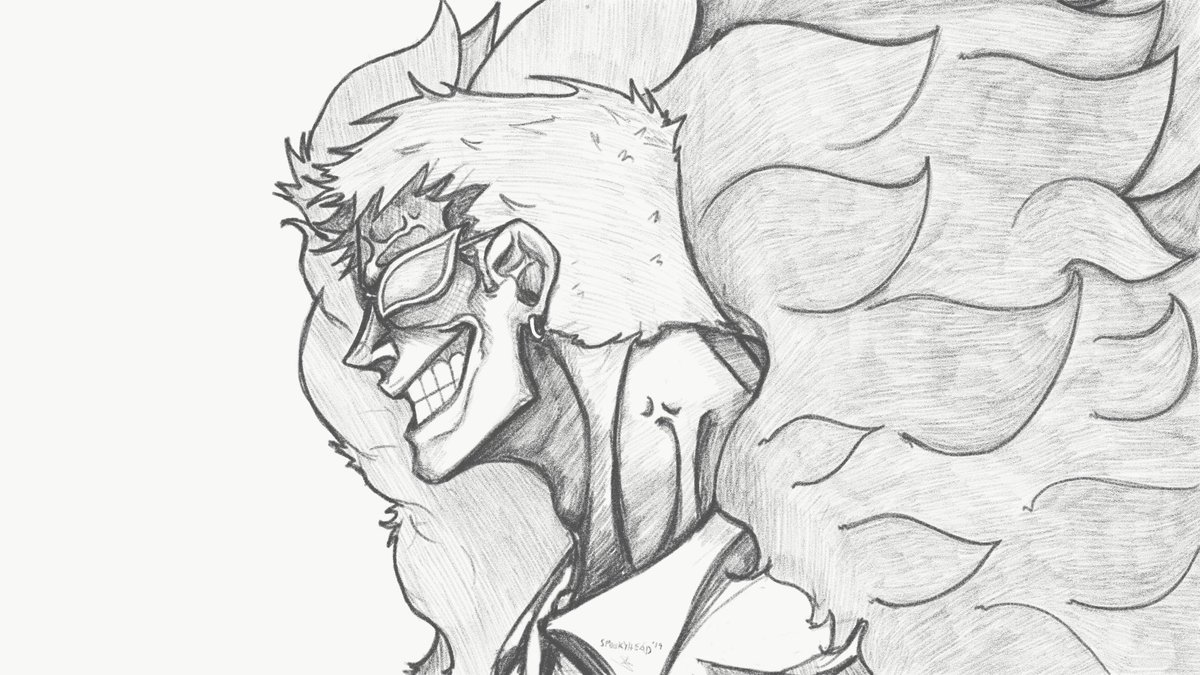 test Twitter Media - Doflamingo. Black & white version, & colored version. Made on the Adobe Sketch app. Tbh I don't know which one I like more... #art #artist #fanart #anime #manga #onepiece #onepieceanime #onepiecemanga #DonquixoteDoflamingo https://t.co/dL3Nq51uJW