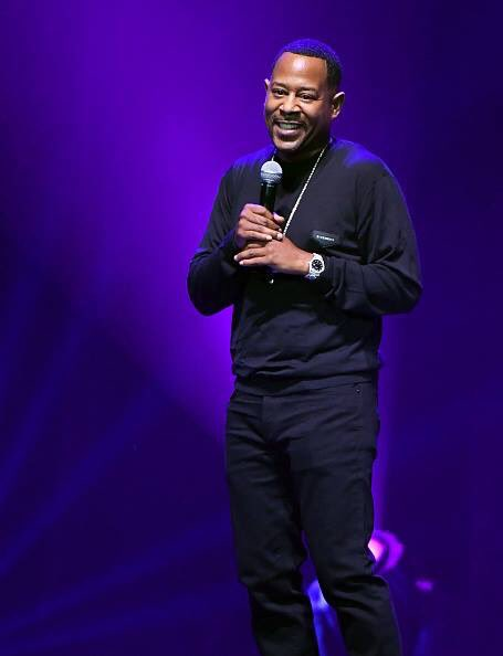 It\s Bad Boys For life! Happy Birthday Martin Lawrence     - : Ethan Miller/Getty Images