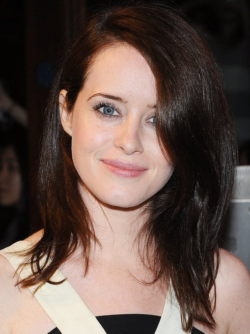 Happy Birthday to the most underrated celeb in my opinion, Claire Foy!