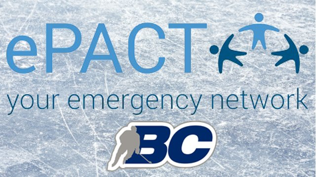 test Twitter Media - NEWS:  BC Hockey & @ePACTnetwork have partnered together to enhance safety & support for players and teams across the province and the Yukon.  MORE INFO: https://t.co/sZm7nV67YD https://t.co/Oe251QAnhn