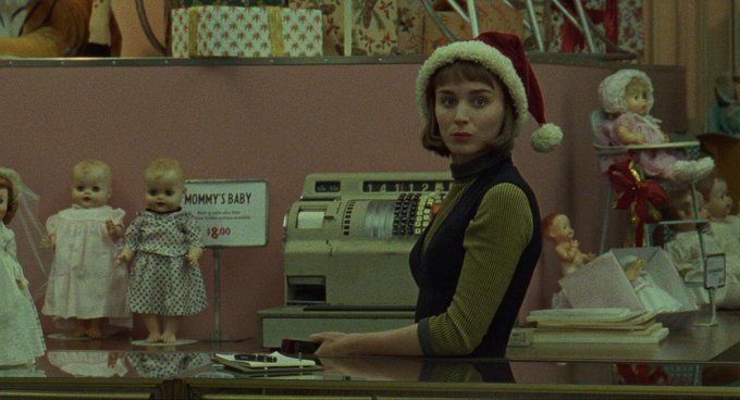 Happy birthday, Rooney Mara