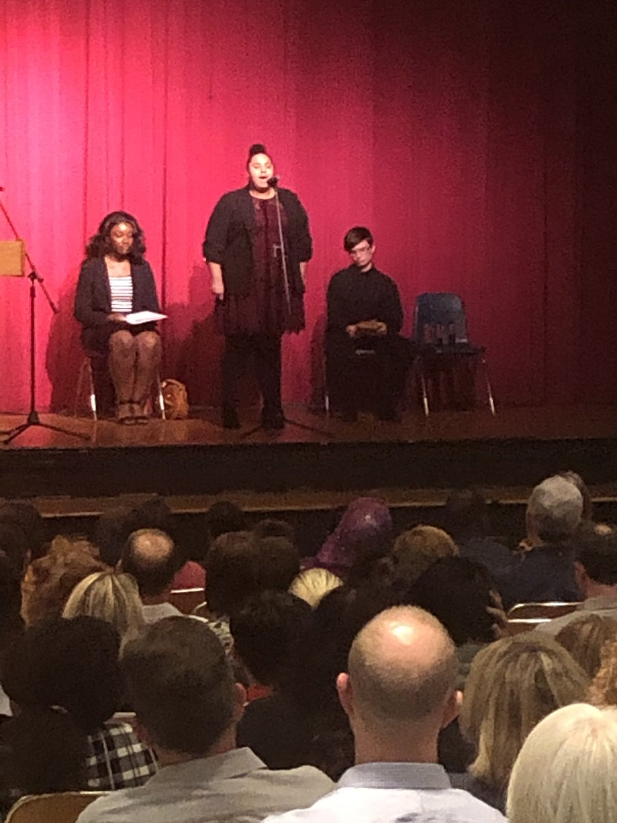 test Twitter Media - CAHSmic evening celebrating our students who earned Honor Roll consistently this year (Quarters 1,2&3)  Thanks to  @focahs @not49152844 @MilliganPhD for helping. Amazing performances by Alexander Sabreen and Britain. https://t.co/4G799THHz1