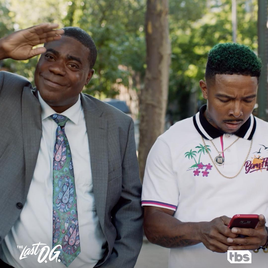 I knew y'all would like that OWL moment #TheLastOG https://t.co/ixKEbpSwcw