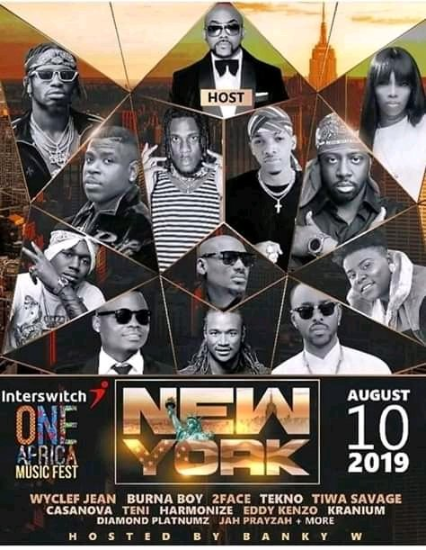 RT @MaweCoco: #NewYork #AfricaOnefest on ur Way soon........ https://t.co/96c1dUOEPE