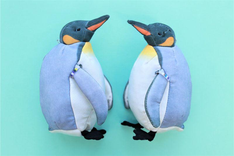 海遊館 ペンギン ぬいぐるみ 動画