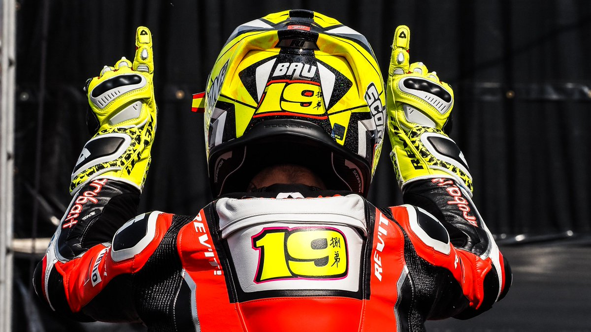 test Twitter Media - Playing the fool 🎭: @19Bautista dominates at Assen 🇳🇱  @WorldSBK commentator Steve English reviews another astonishing domination from Bautista 🙌  📃| #WorldSBK https://t.co/Yw2oAbcSik https://t.co/rbL0gjvAy1