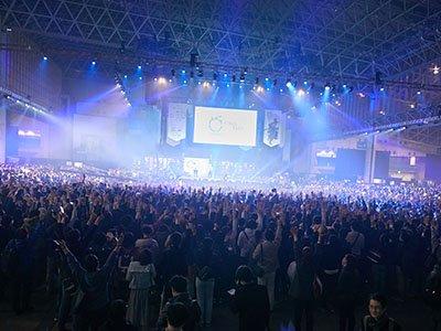 test ツイッターメディア - 【第27回 FFXIVコミュニティ放送】 4月24日(水)20:00頃から放送決定!  3月23日(土)~24日(日)に開催された✨ファンフェスティバル 2019 in 東京✨の模様を、多数の写真📸を交えて振り返ります! 🌐https://t.co/1wZ9fNjaPn #FF14 #XIVLive https://t.co/9whr2TOAaE