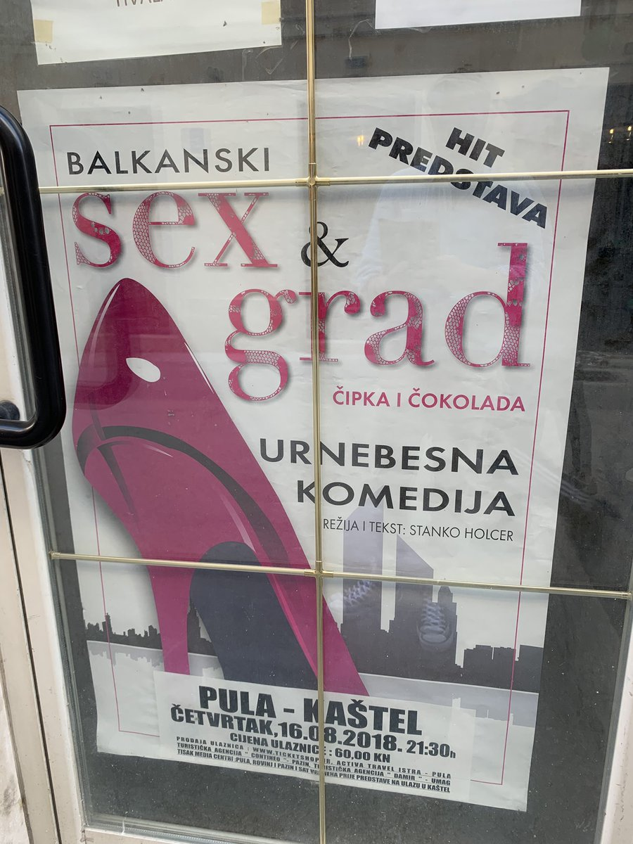 test Twitter Media - RT @ACBerlin: Sad to have missed this, the Balkan version of sex and the city @Balkanist https://t.co/ZlHu5dzrW4