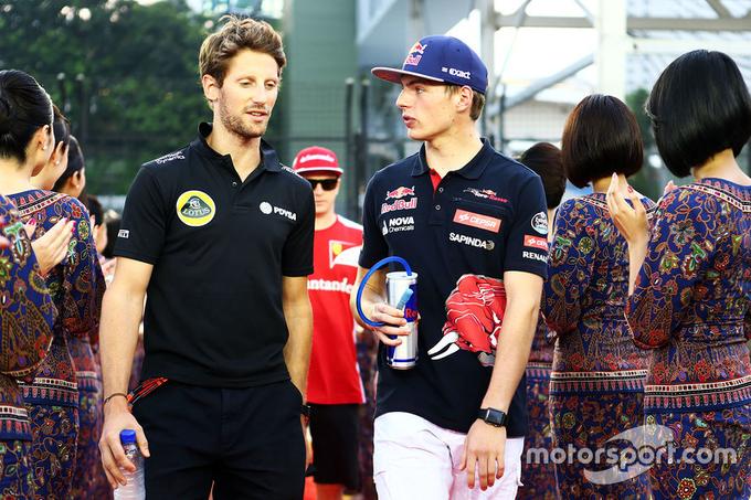Happy Birthday ! Today Romain Grosjean meets 33 years