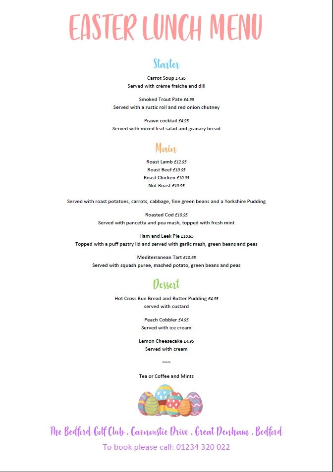 test Twitter Media - Easter is fast approaching and the weather is set to be beautiful! The Bedford is a great venue for a sunny day and the doors will be wide open letting the Spring sunshine in.  Why not join us for a fun egg hunt followed by a delicious roast?  Please call 01234 320 022 to book https://t.co/a5nDa6F53K