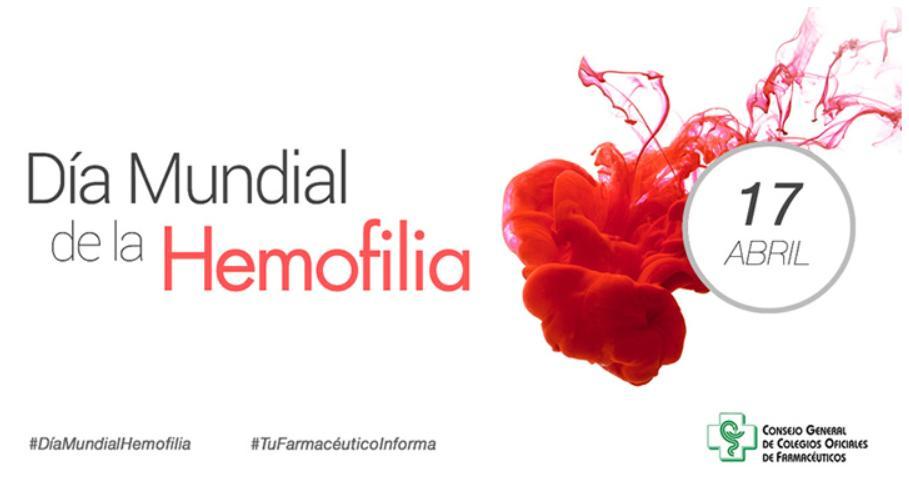 test Twitter Media - Avui és el #DiaMundialHemofilia. 💡El farmacèutic comunitari pot desenvolupar una important tasca en matèria d'adherència i conciliació dels tractaments farmacoterapèutics dels pacients hemofílics. Vols saber més? ➡️ https://t.co/FaHnlSgMFd via @Portalfarma https://t.co/7VINCN8A9D