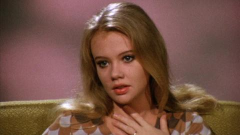 "April 18: Happy 73rd birthday to actress Hayley Mills (""Let\s Get Together\"")"