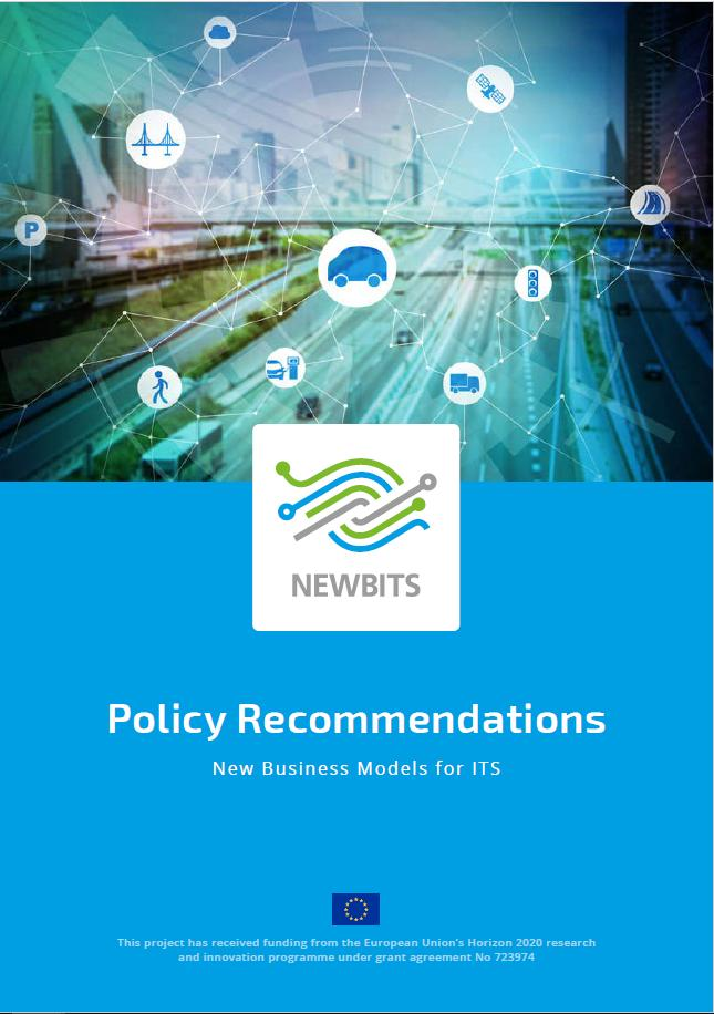 test Twitter Media - Neue Geschäftsmodelle für intelligente Verkehrssystem - Partner des EU-Projekts @NEWBITS_CITS stellen ihre Politikempfehlungen beim Europäischen Parlament vor. @SEZ_Europa eBook unter https://t.co/oLZsCjnuKI https://t.co/x35WkEam9b