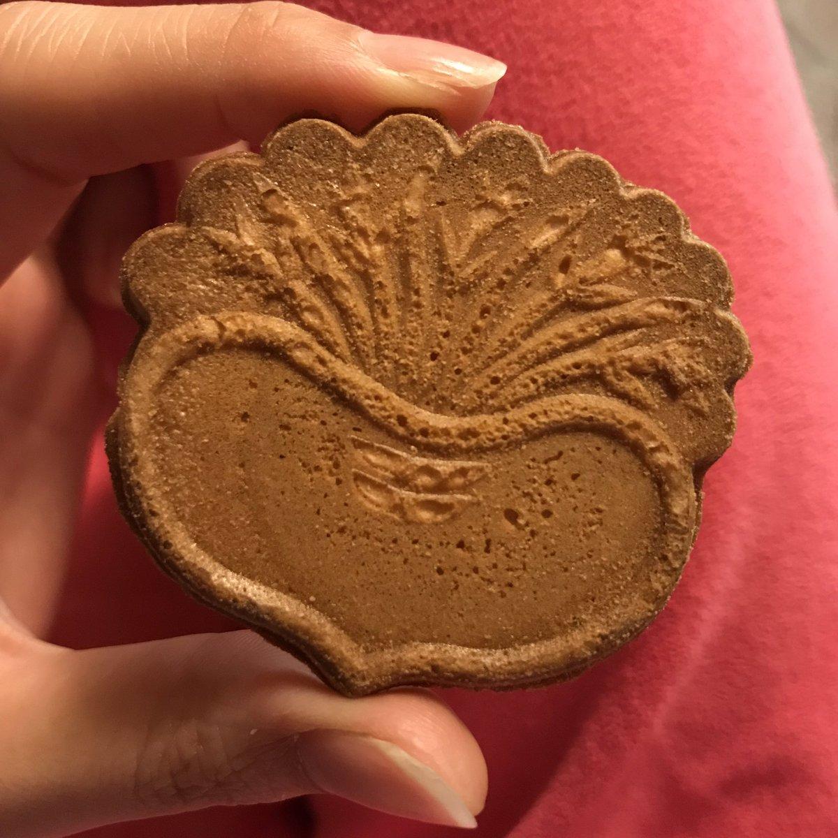 test ツイッターメディア - 地元の名産おいしいのよー❤安永餅も美味しいけどかぶらせんべいも是が非食べてもらいたいヾノ。ÒㅅÓ)ノシ https://t.co/UhMVIUBMqq