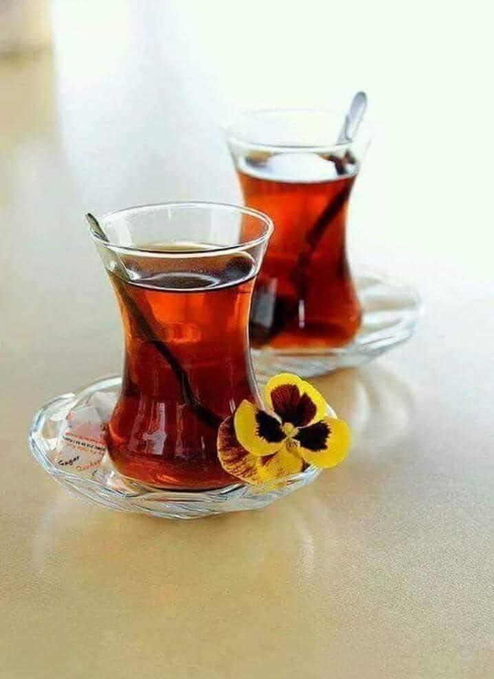 RT @Aysegulll84: Sıcacık dostluklara bi #çay iyi gelir 😉 Afiyetlee   🌼🌼 HAYIRLI AKŞAMLAR 🌼🌼 https://t.co/sAaXJkkPZU