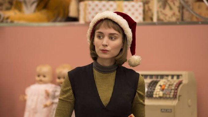 Happy birthday Rooney Mara. I love her delicate, nuanced performance in Carol.