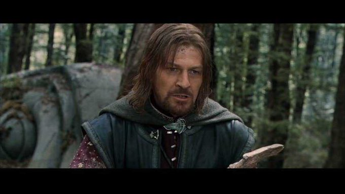 Happy 60th birthday to the one and only Sean Bean!