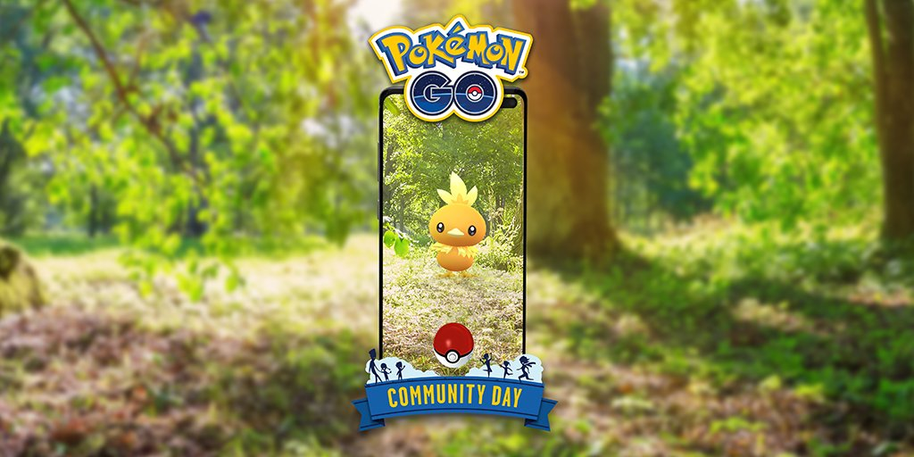 test Twitter Media - Torchic's the star of May Community Day, Trainers!    Torchic.    May.    Get it? 😉😉😉    🔥🐤 Details: https://t.co/qG3ZxuMaZW #PokemonGO https://t.co/uPv4qobBTA