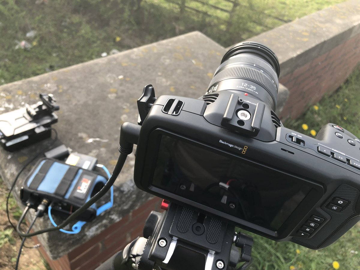 test Twitter Media - Out and about with @SonyElectronics @Blackmagic_News and a @LiveU for News coverage https://t.co/327bPr0UeQ