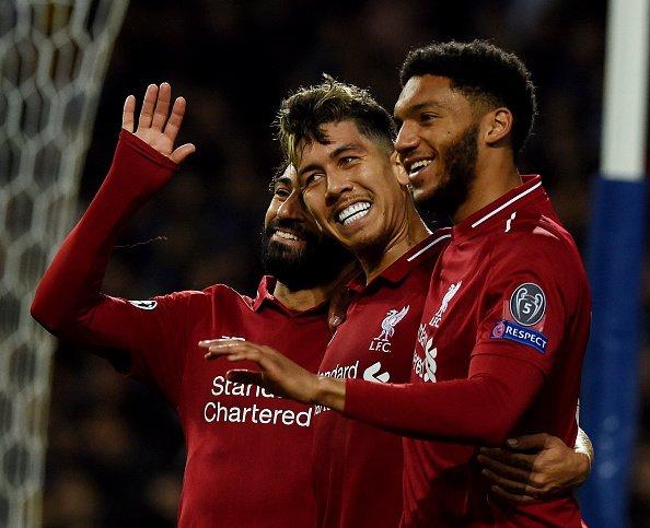 Bobby. #PORLIV #FCPLFC #ChampionsLeague #UCL #Liverpool #Porto #Firmino @MoSalah @J_Gomez97 https://t.co/ArCGIhBpB5