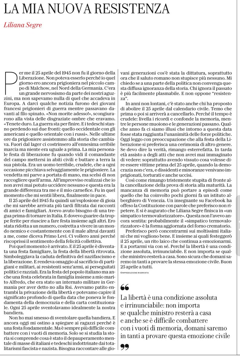 #25aprile