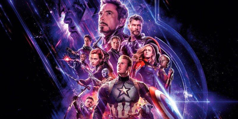 #AvengersEndgame