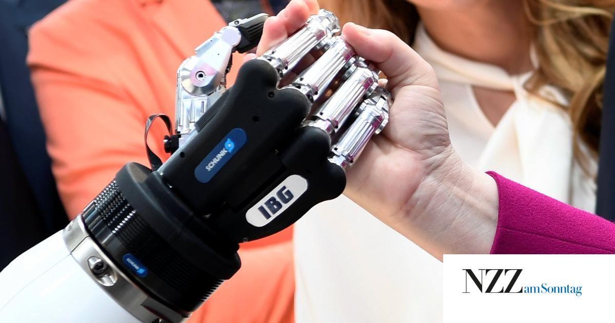 RT @NZZaS: Die Gefahr einer Überalterung für die Volkswirtschaft wird überschätzt. #Robots  https://t.co/RMdXMz1blr https://t.co/Y9FxnQjDgl