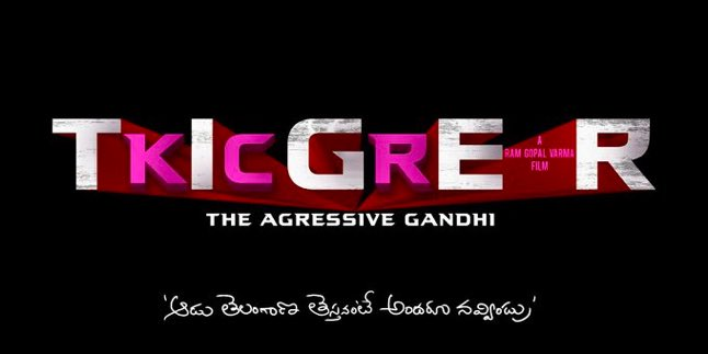 test Twitter Media - #RamGopalVarma announced #KCR Biopic with a title #TigerKCR  and tagline #TheAggressiveGandhi !!  Biopic of #KCR from the time he couldn't bear the 3rd class treatment being given to Telangana people by the Andhras, and how he fought in a fiery way to achieve #Telangana state. https://t.co/LKHW5iaKm1