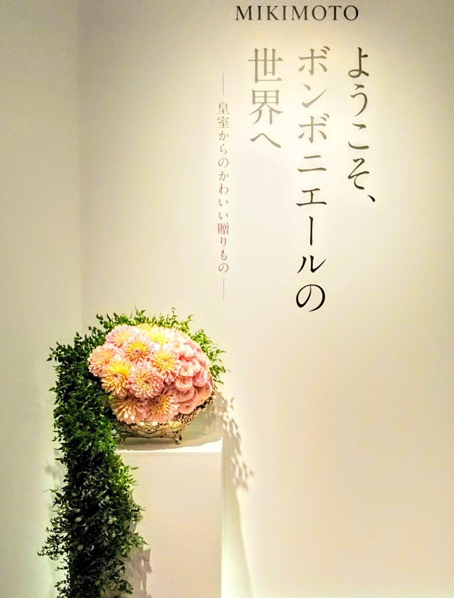 test ツイッターメディア - 銀座で用事を済ませた後、ミキモトさんで開催中のボンボニエール展へ。  皇室の御慶事の記念品だけあって、どれも超絶技巧が施された、素晴らしいデザイン😳  せめて中身の金平糖だけでも😀 京都の緑寿庵清水さんは、銀座にもお店が‼️  ほうじ茶の金平糖と、めろんの金平糖が気になる~😄 https://t.co/dWwsZzl7gG