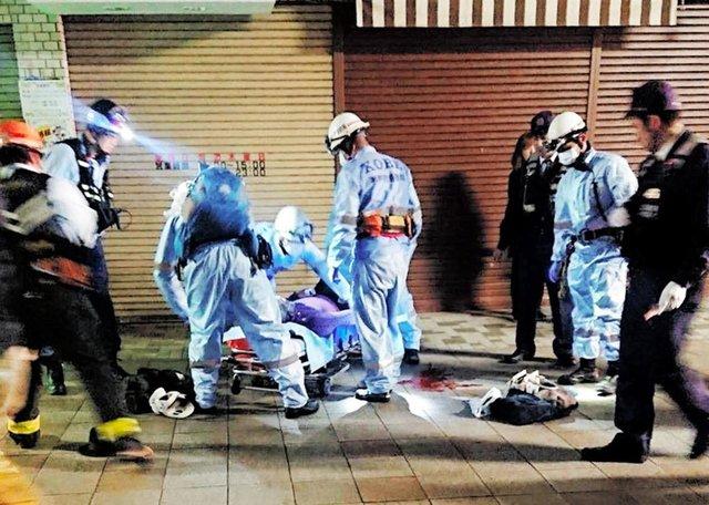 test ツイッターメディア - 神戸山口組系組長刺傷 防犯カメラに襲撃の一部始終 【防犯カメラの映像も掲載】 https://t.co/unVJ0f2mZz #神戸新聞 https://t.co/GInXZk0VcB