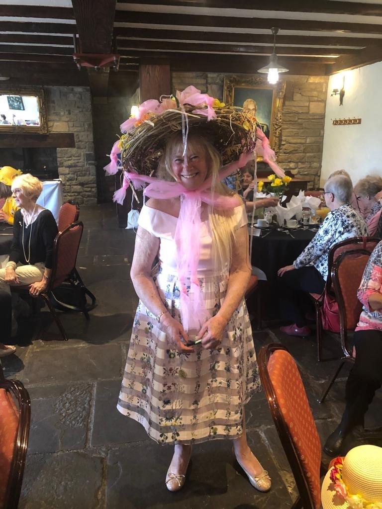 test Twitter Media - Easter Spirit 🌷  Our Ladies Section have fully embraced the Easter Spirit with their Competition today both on the course & with their Bonnets!💐   We absolutely love a ladies themed competition day, they've out done themselves once again! . #ladiesday #easterspirit #ladiescomp https://t.co/nblVAuQdNi