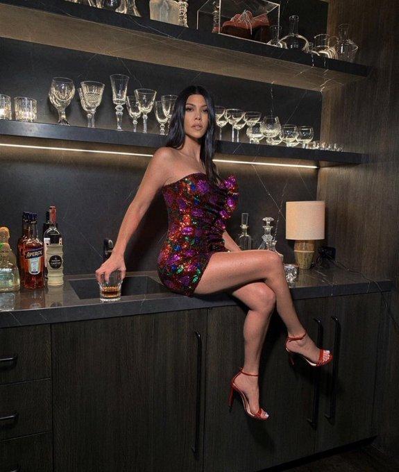 40 never looked so good Happy Birthday to Kourtney Kardashian!